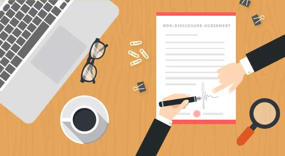 What Is A Non-Disclosure Agreement? Blueberry Software Development